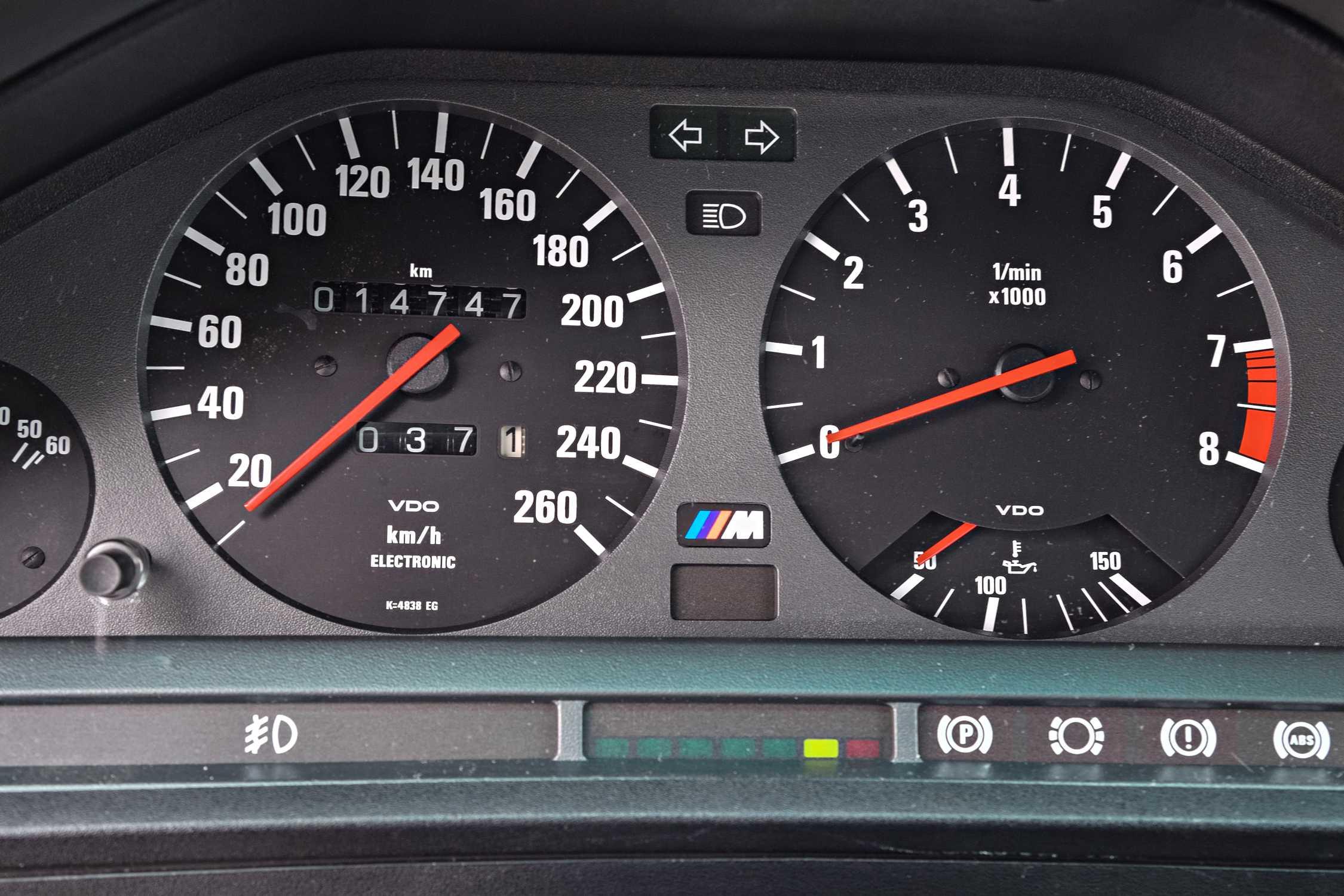 The BMW M3 EVO (E30)  (09/2016)