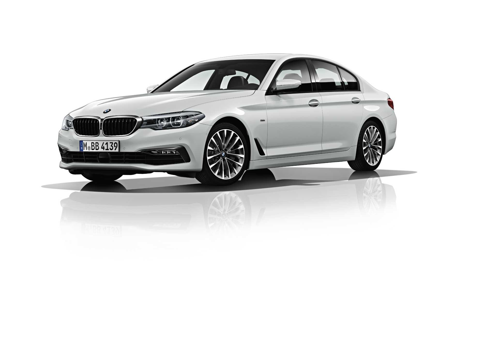 BMW model upgrade measures for the spring of 2017