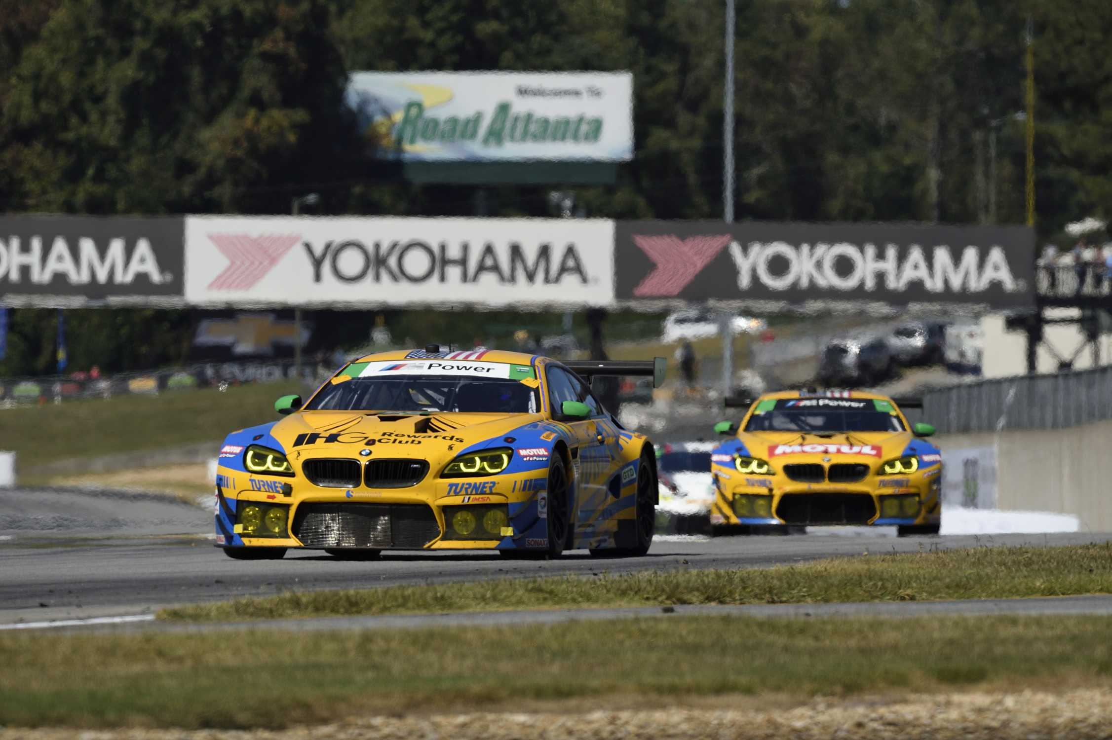 Imsa Weathertech Sportscar Championship Motul Petit Le Mans Road