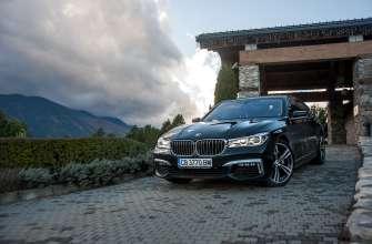 BMW 7 Series xDrive40d (10/2016)