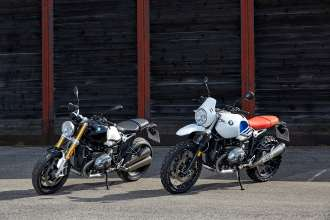 The new BMW R nineT and R nineT Urban G/S