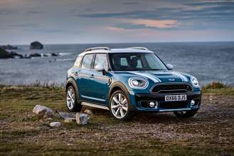 MINI Cooper S Countryman ALL4. (10/2016)