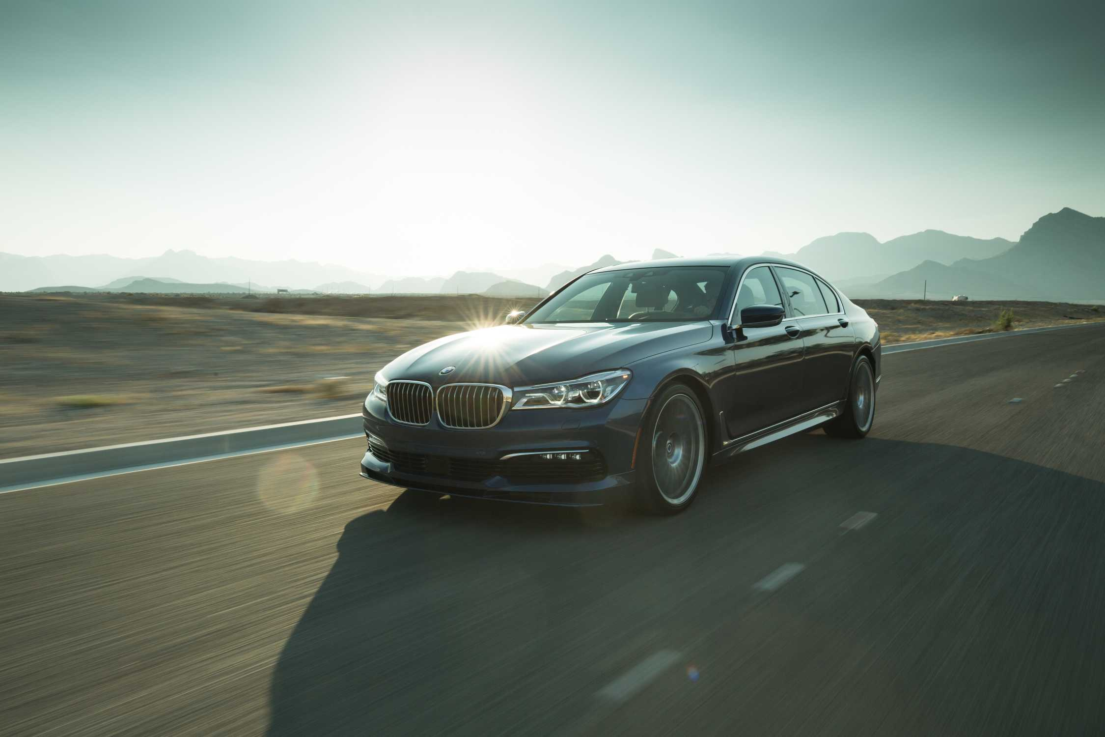 The Allnew BMW ALPINA B XDrive Additional Pictures - Alpina b7 xdrive
