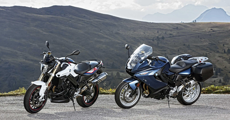 BMW Motorrad Uberarbeitet F 800 R Und GT Sportiver Fahrgenuss Dynamisches Touring In Gescharfter Form