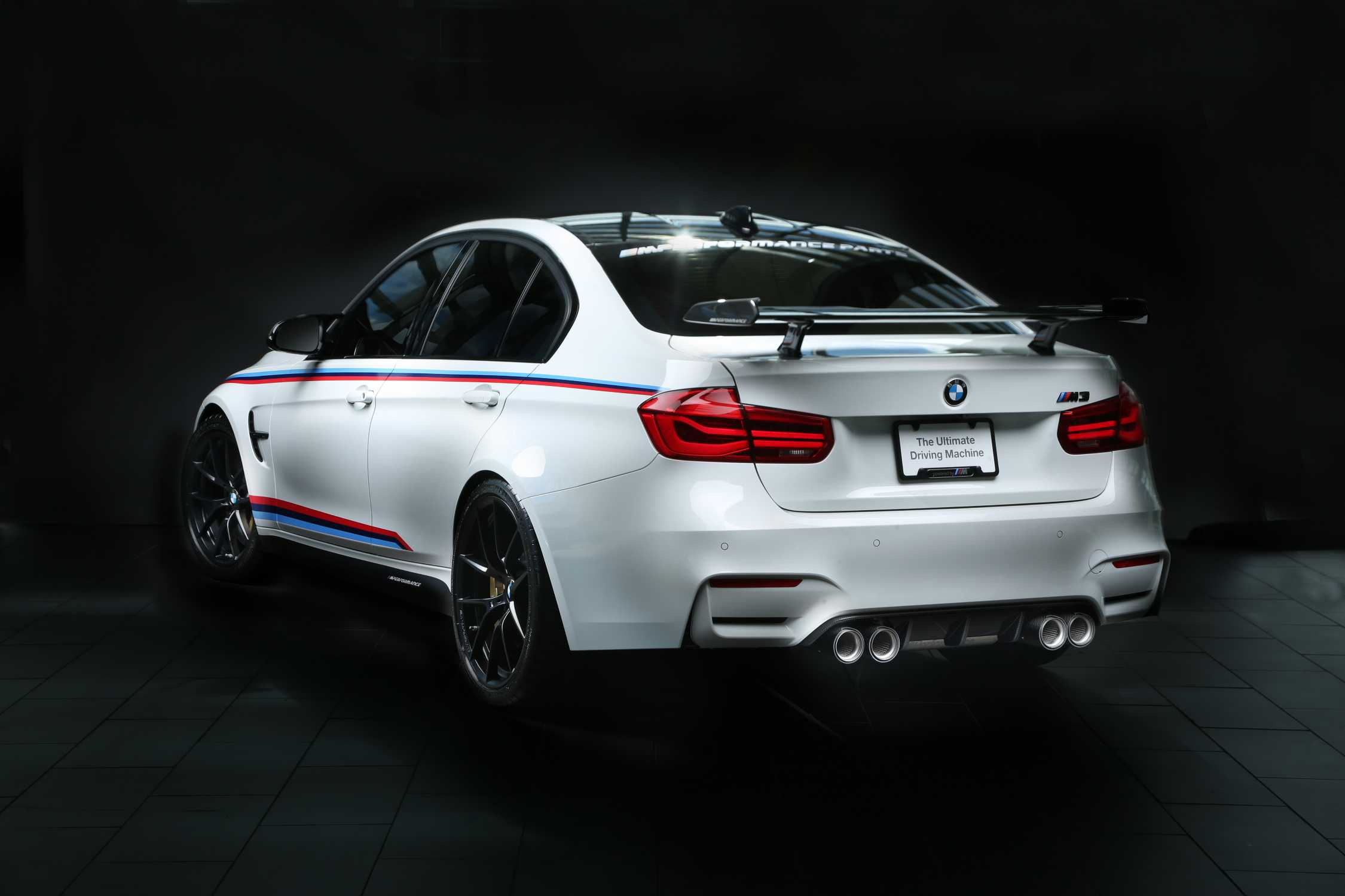 Bmw M Performance Parts And Original Bmw Accessories At