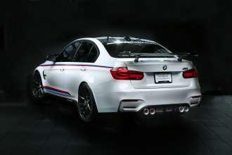 BMW M3 - M Performance. (10/2016)