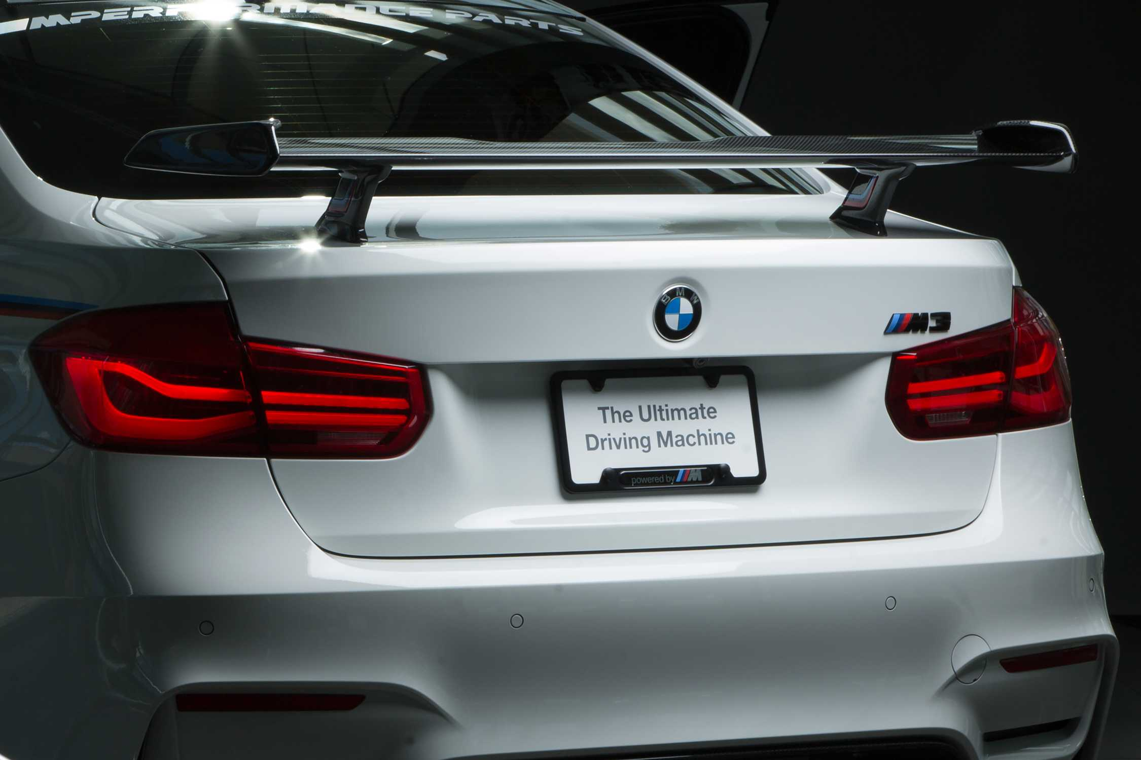 Bmw M Performance Parts And Original Bmw Accessories At 2016 Sema Show In Las Vegas