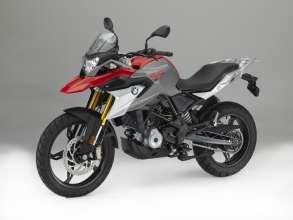BMW Motorrad G 310 GS (11/2016)