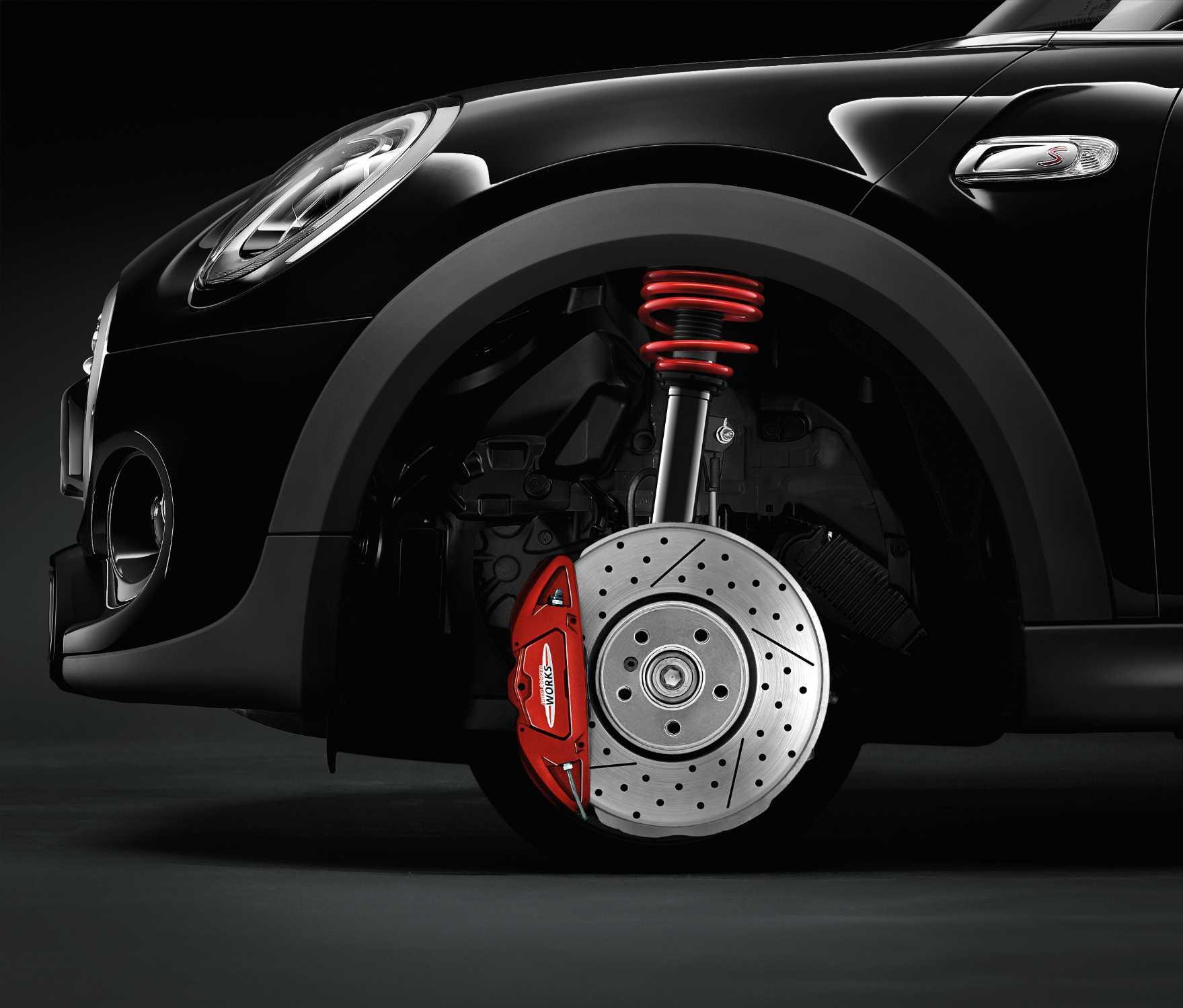 Mini Cooper 3 Door Price In Uae: MINI Cooper S 3 Door With John Cooper Works Sport Brake
