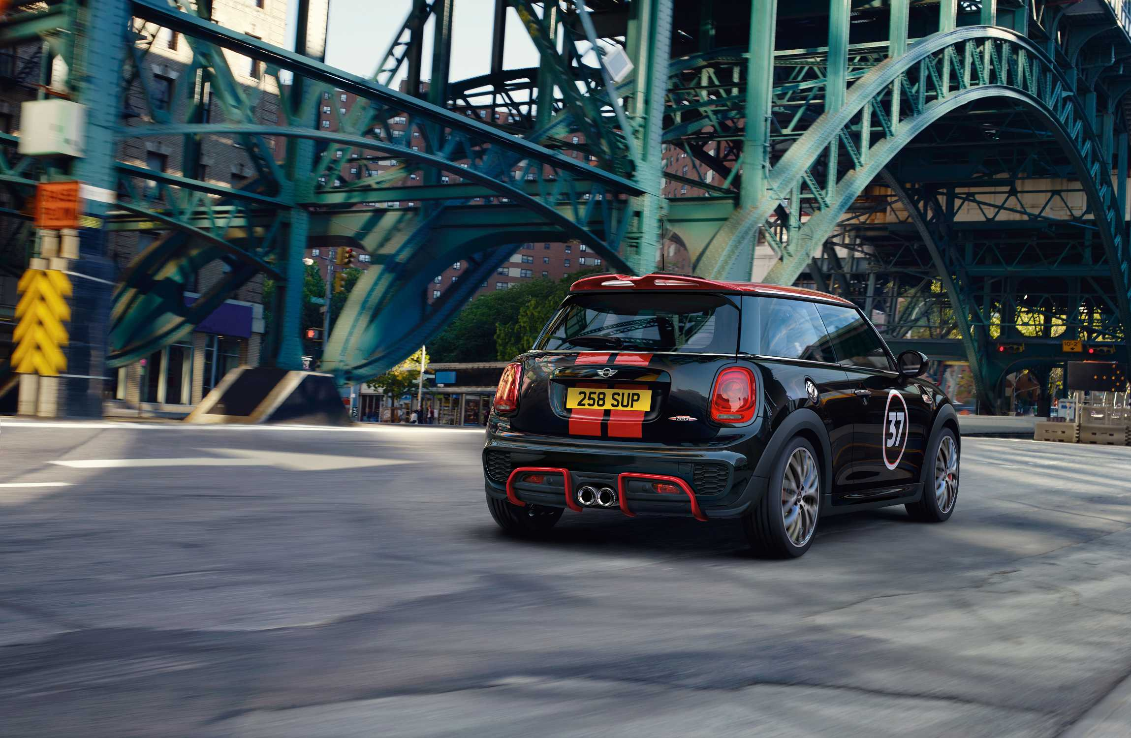 Racing Feeling With A Tradition John Cooper Works Tuning At The