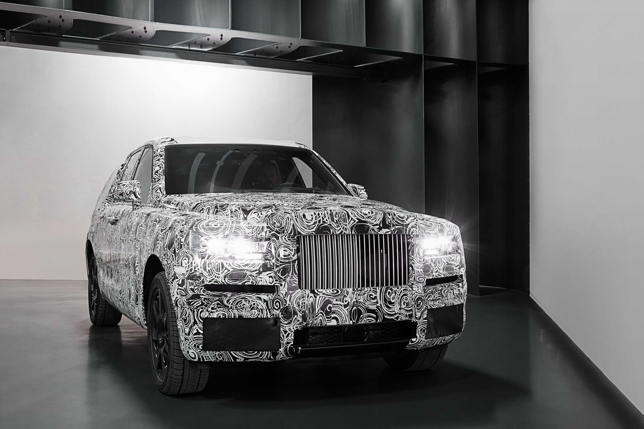 PROJECT CULLINAN TAKES NEXT STEP IN DEVELOPT PROGRAMME