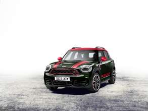 MINI John Cooper Works Countryman. (01/2017)