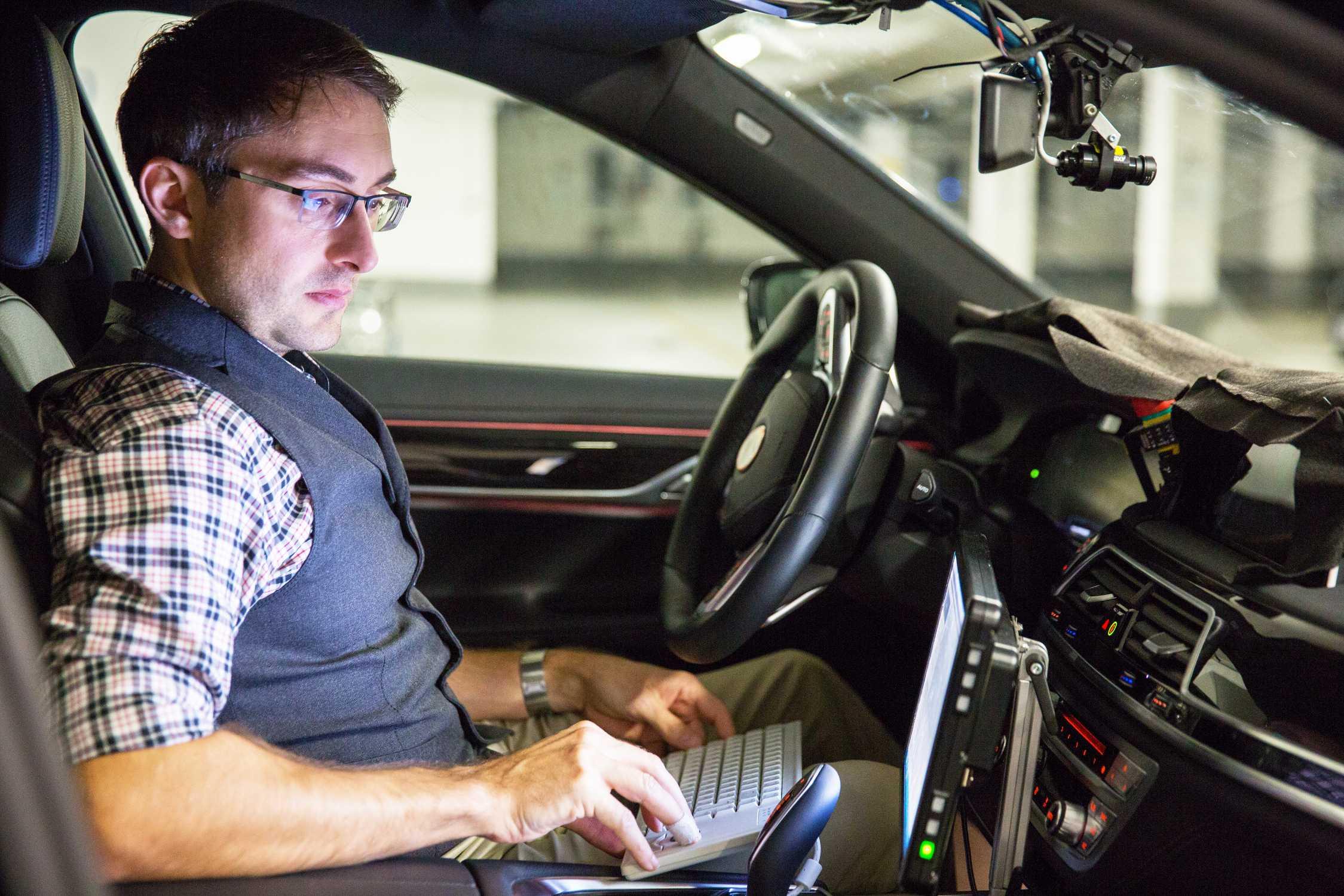 New Development Centre For Autonomous Driving