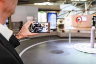 BMW i pilots augmented reality product visualiser powered by