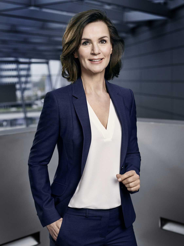 CV of Hildegard Wortmann, Senior Vice President Brand BMW