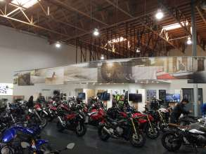 BMW Motorrad USA Welcomes BMW Motorcycles of Burbank