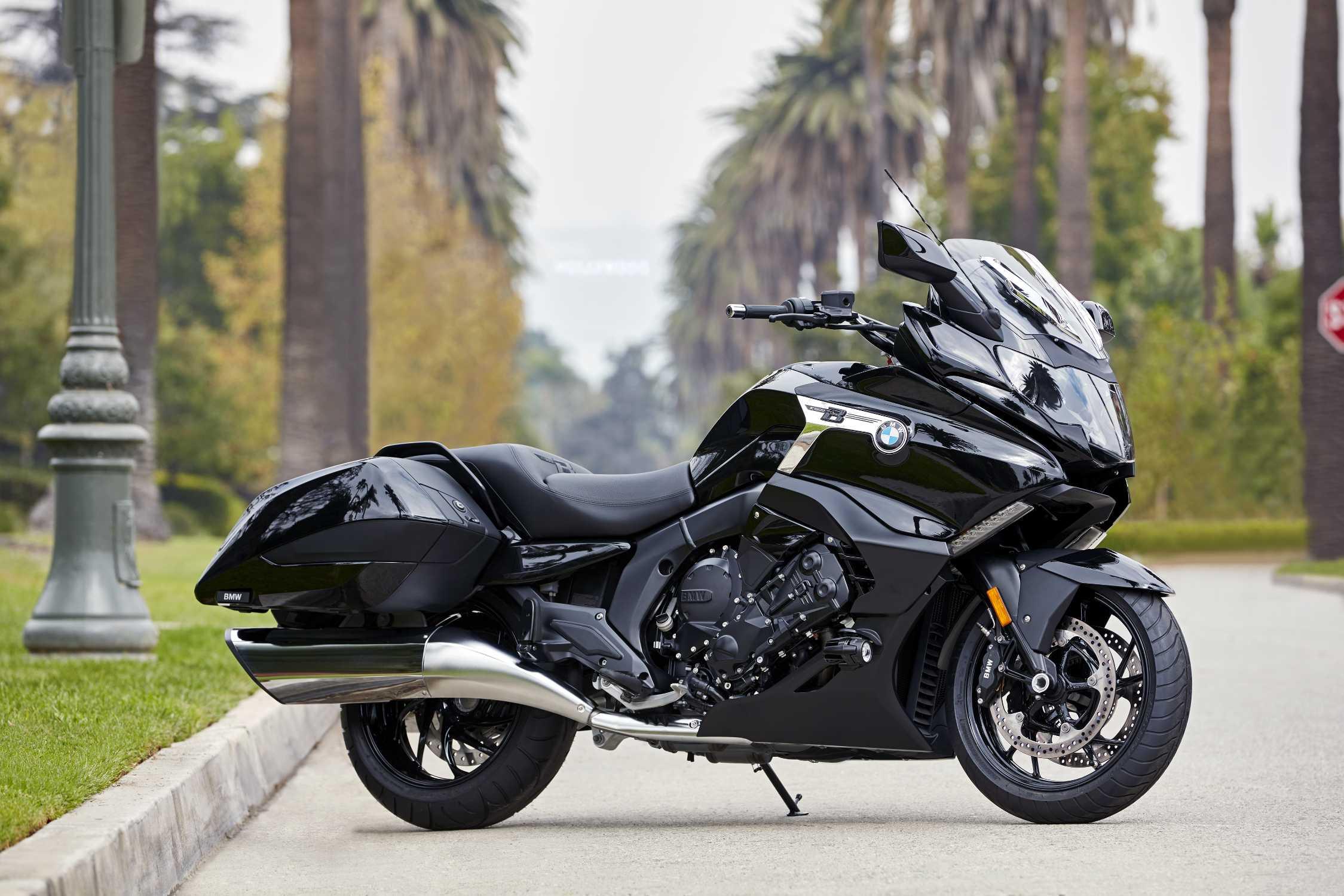 bmw k 1600 b unveiled to u.s. riders at progressive international