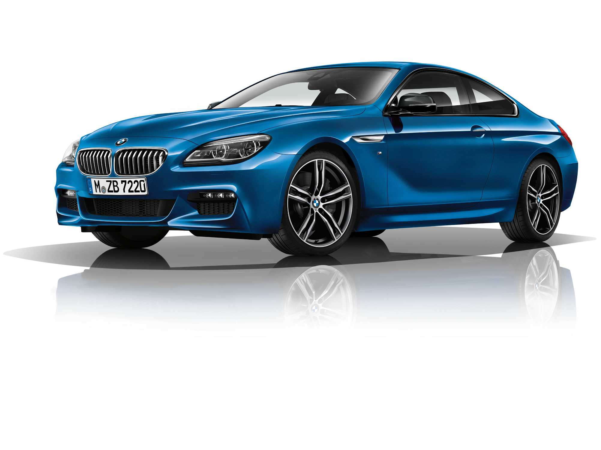 Exclusive Dynamic Performance The M Sport Limited Edition Of The - 2003 bmw 6 series