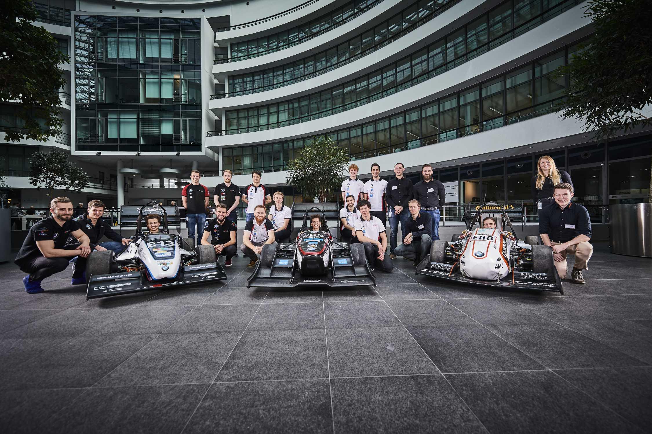 BMW: Ambitionen zum Autonomen Rennsport