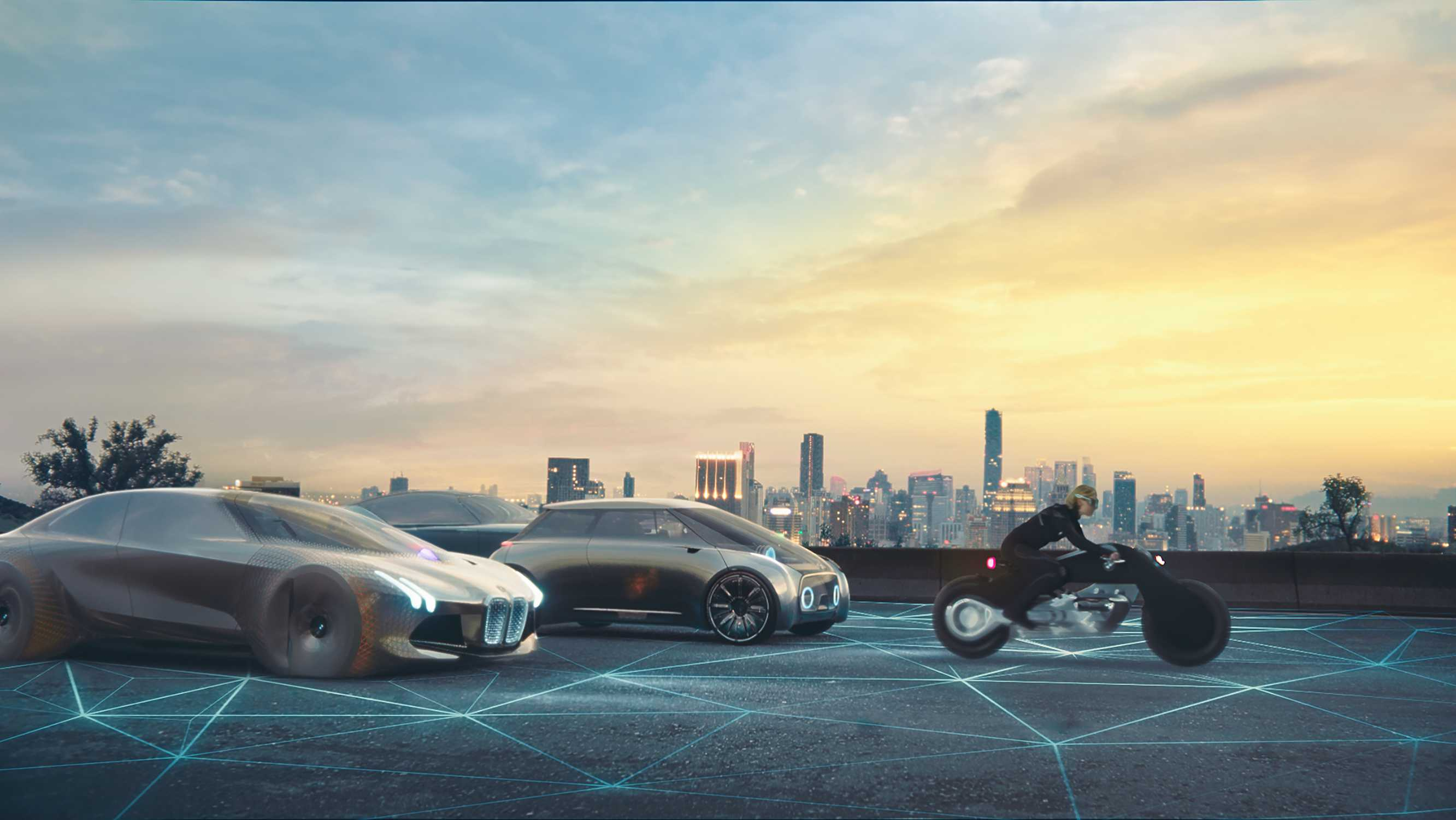 """""""A NEW ERA"""": New BMW Group film launches online. (03/2017)"""