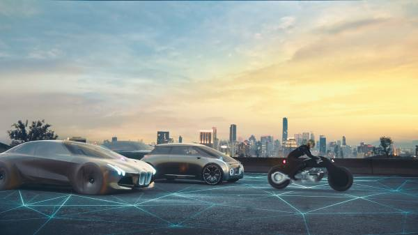 """A NEW ERA"": New BMW Group film launches online. (03/2017)"