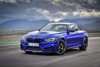 The new BMW M4 CS (04/2017).