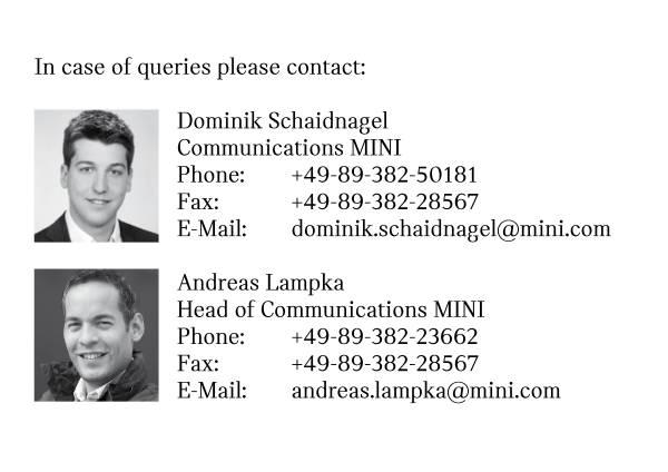 MINI Communications.