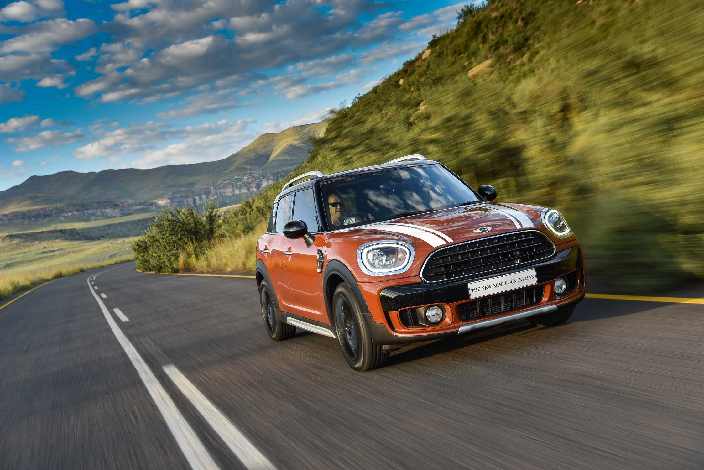 The new mini countryman now available 03 2017 for South motors bmw mini