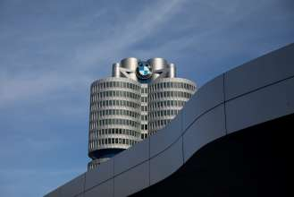 BMW Welt and BMW Group Corporate Headquarters (03/2017).