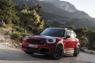 MINI John Cooper Works Countryman. (04/2017)