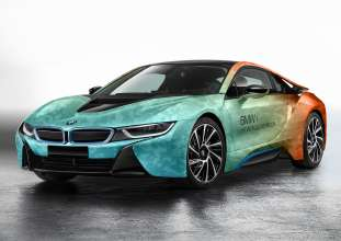 BMW I Series >> Bmw I Meets Coachella Additional Pictures Available