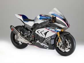 BMW HP4 RACE. (04/2017)