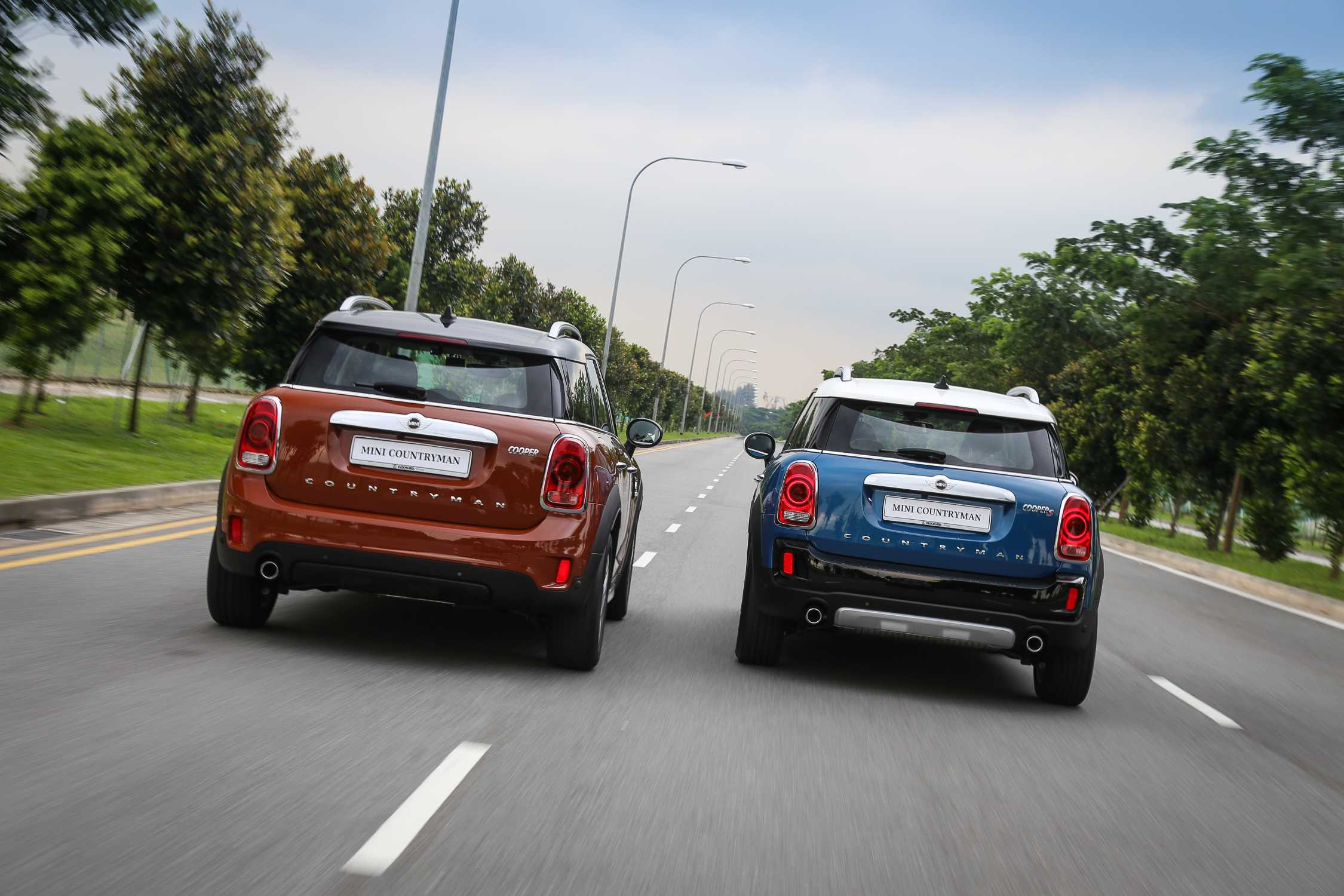 The New Mini Countryman Now Available In Singapore