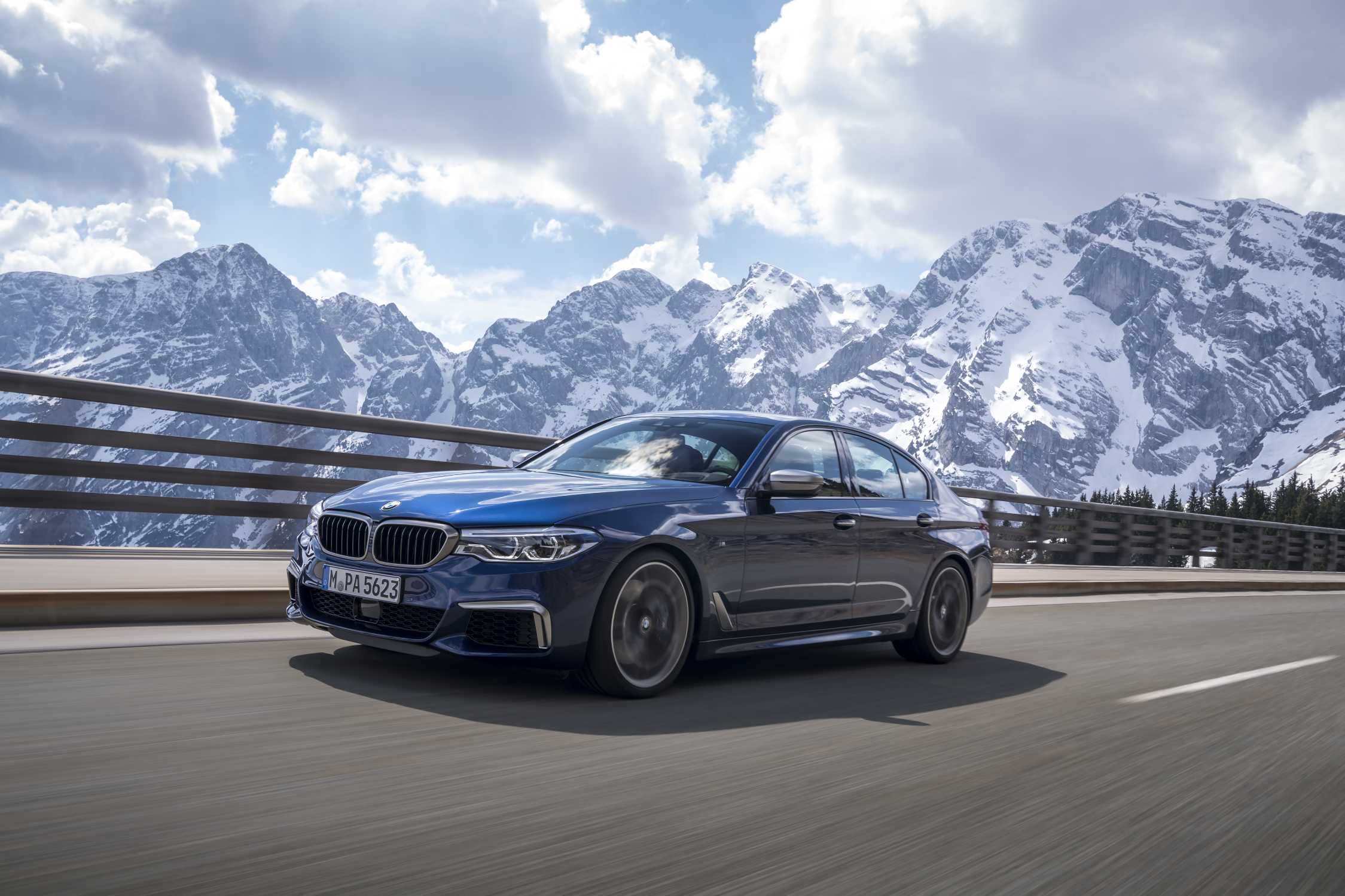 2020 BMW 550I Release Date