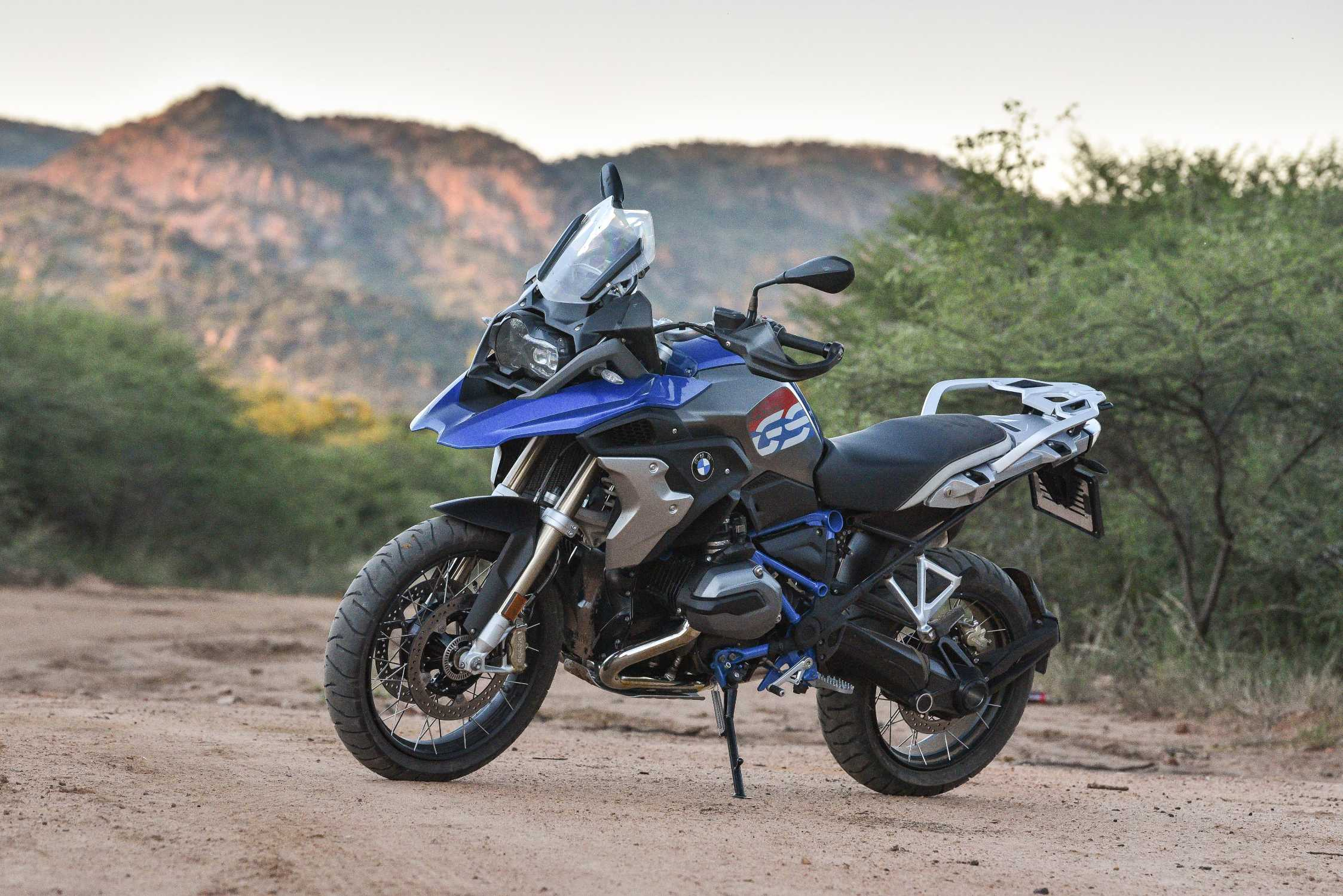 The new BMW R 1200 GS now available in South Africa.