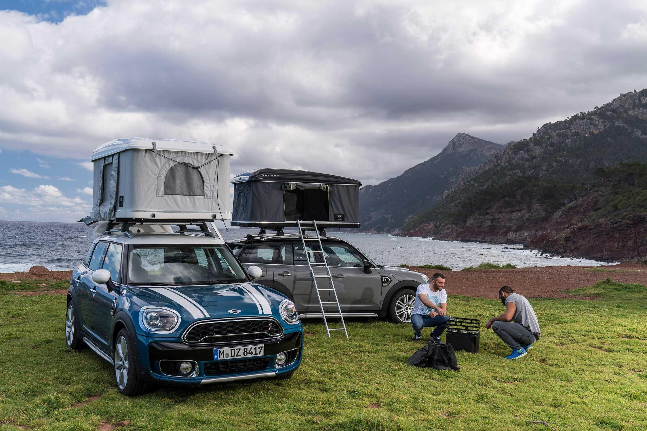 Nouvelle Tente De Toit Autohome Pour Mini Countryman Pour Tous