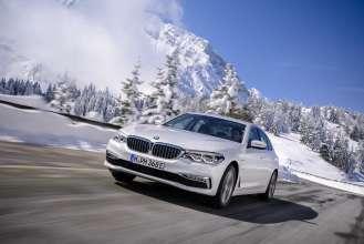 The new BMW 530e iPerformance (04/2017).
