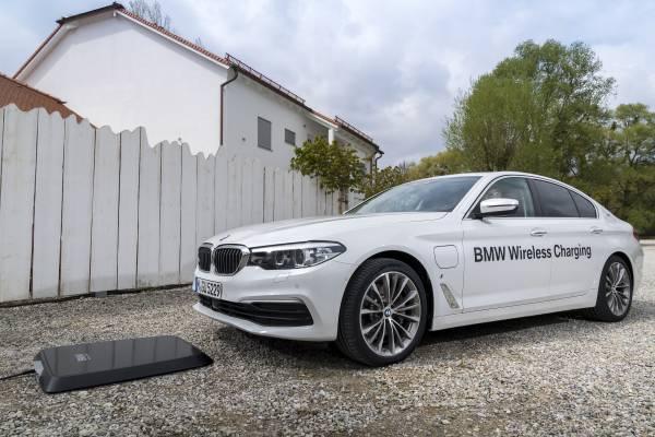 BMW Wireless Charging (04/2017).