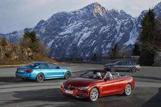 The New Bmw 4 Series Additional Photos