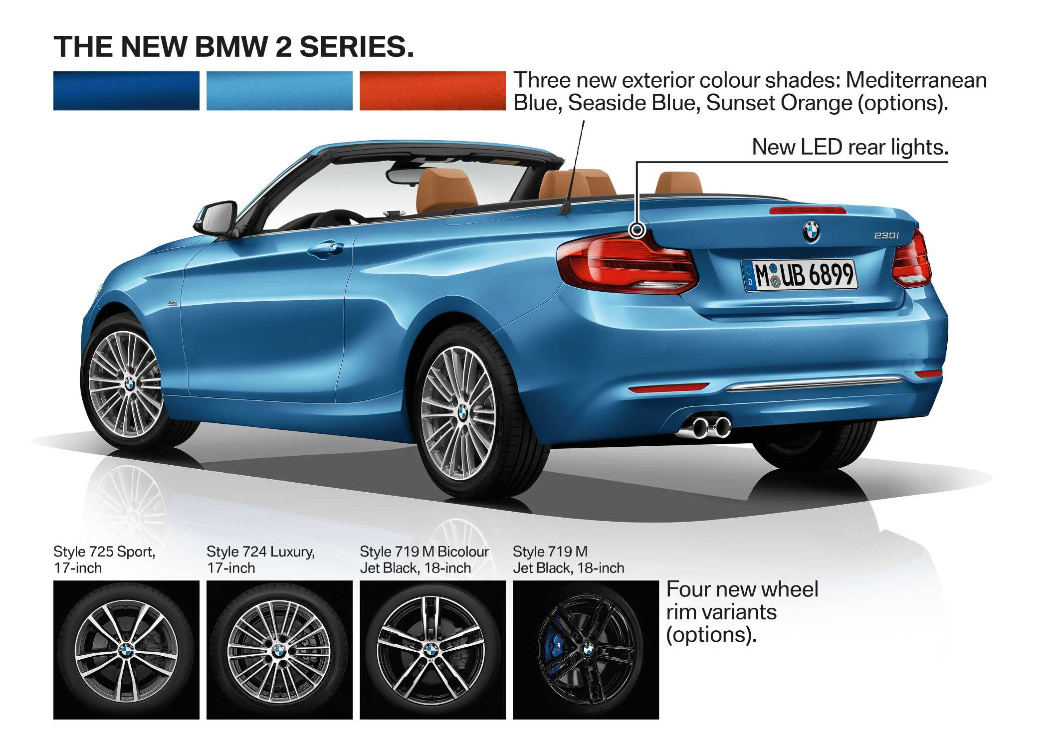 The new BMW 2 Series, Hightlights (05/2017).
