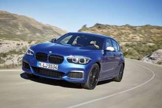 Die neue BMW 1er Reihe, Exterieur (05/2017).