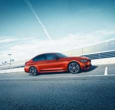 BMW 3 Series Sedan, Edition M Sport Shadow (05/2017).
