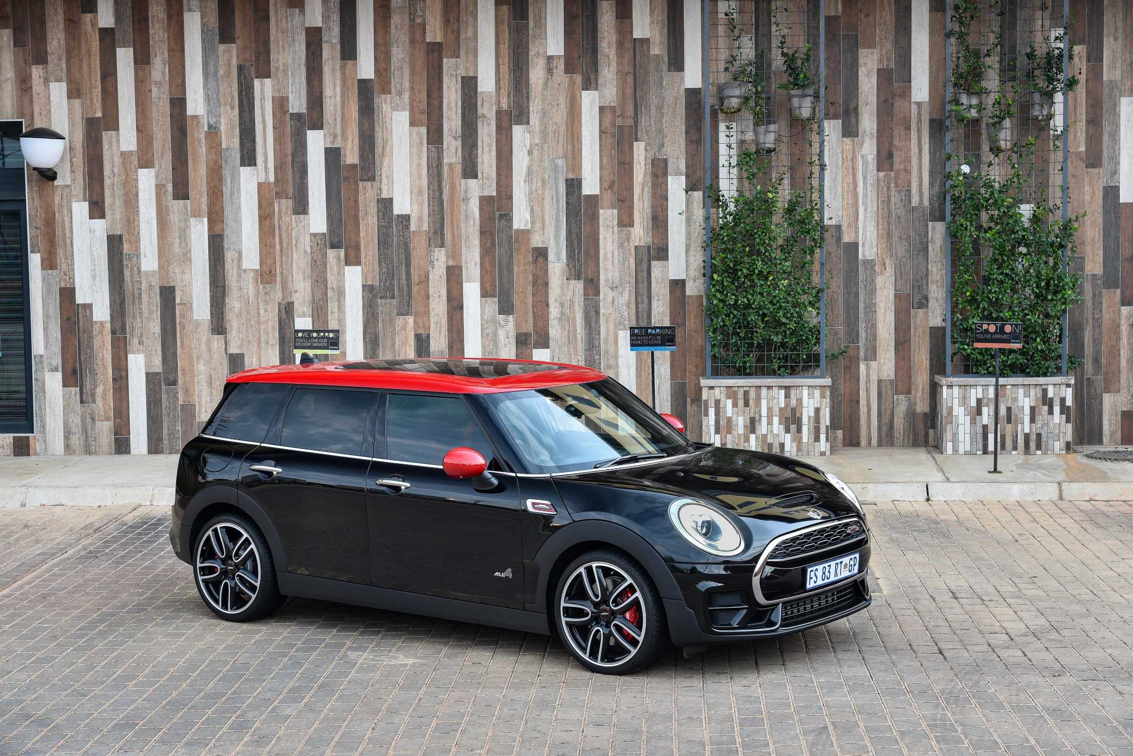 Update the new mini john cooper works clubman now for South motors bmw mini