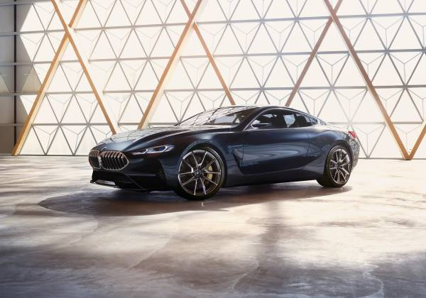 BMW Concept 8 Series.(05/2017)