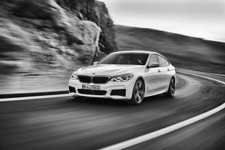 BMW 6 Series Gran Turismo, 640i xDrive, Mineral white, M Sport Package (06/2017)