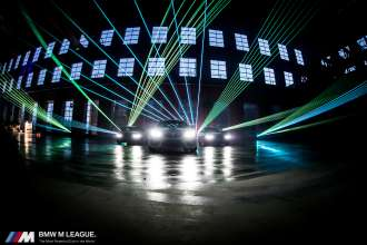 Official launch of the BMW M League, powered by BMW Belux, in May 2017 (05/2017)