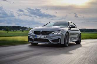 BMW M4 CS - Lime Rock Grey Metallic (05/2017).
