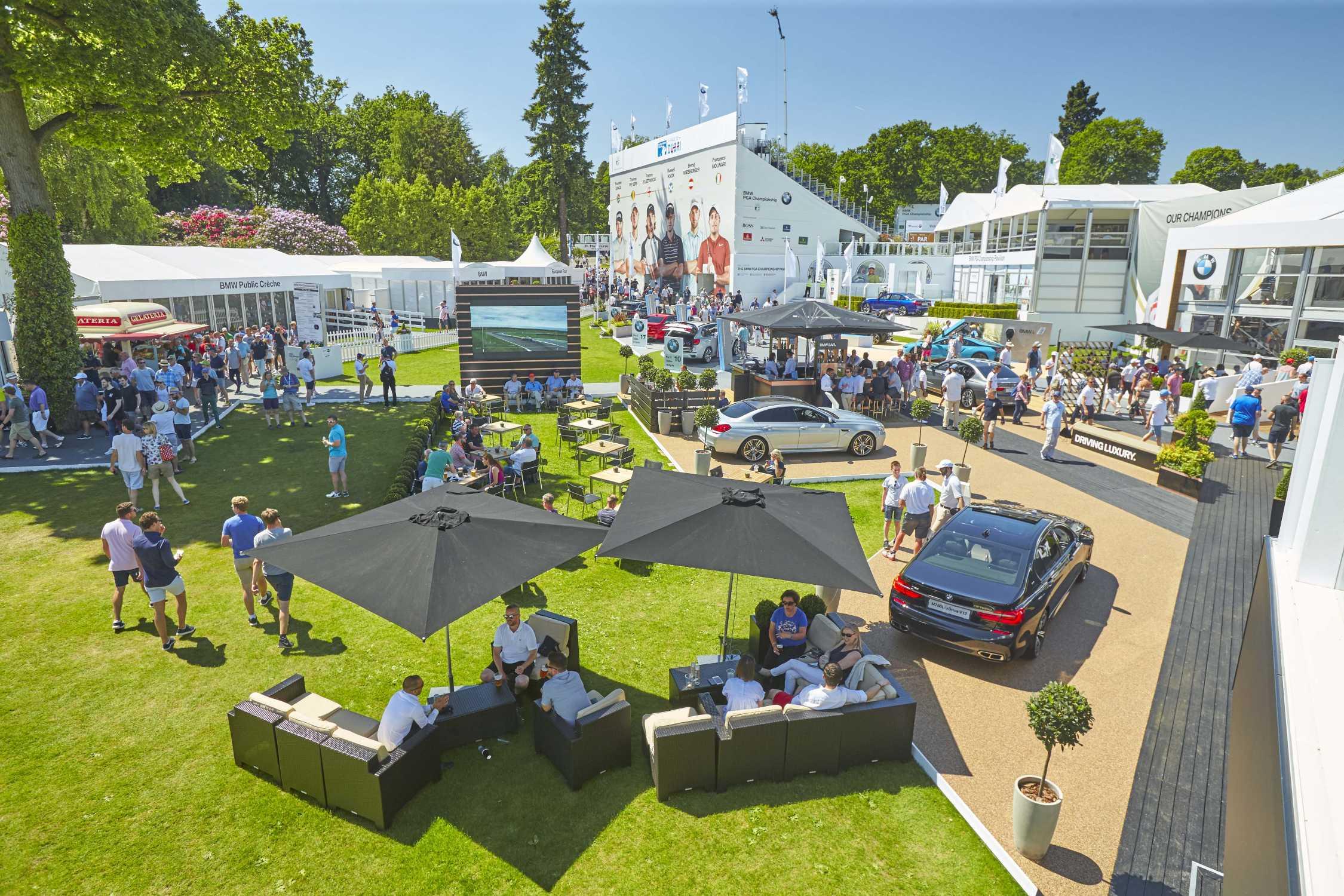 BMW PGA Championship 2017 - Championship Village