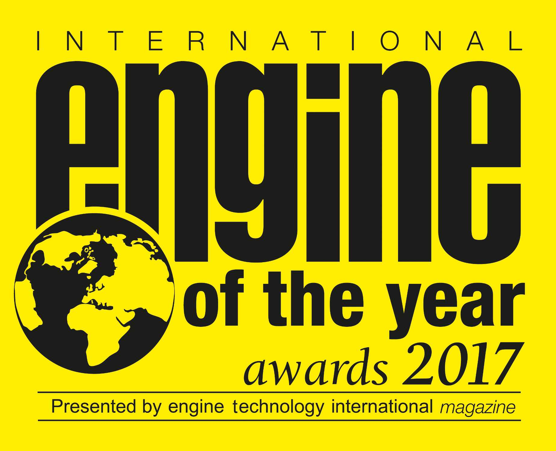 BMW i once again wins International Engine of the Year Award.