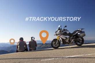 Desafío BMW Motorrad #trackyourstory